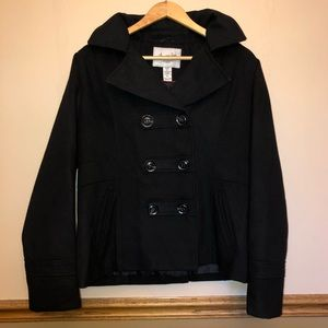 American Rag Hooded Peacoat
